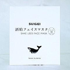 SUIGEI 酒粕フェイスマスク