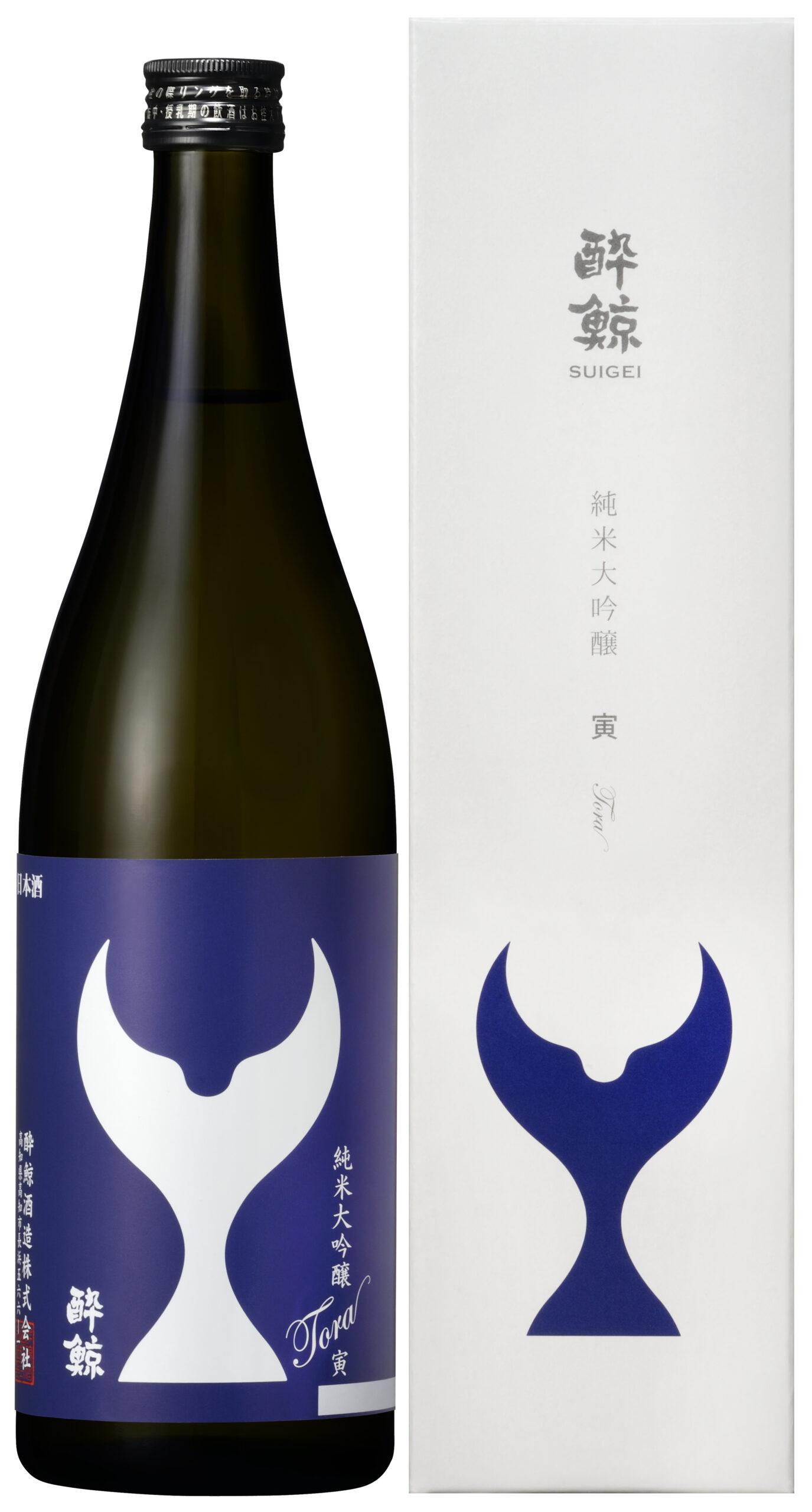 純米大吟醸 寅(Tora)