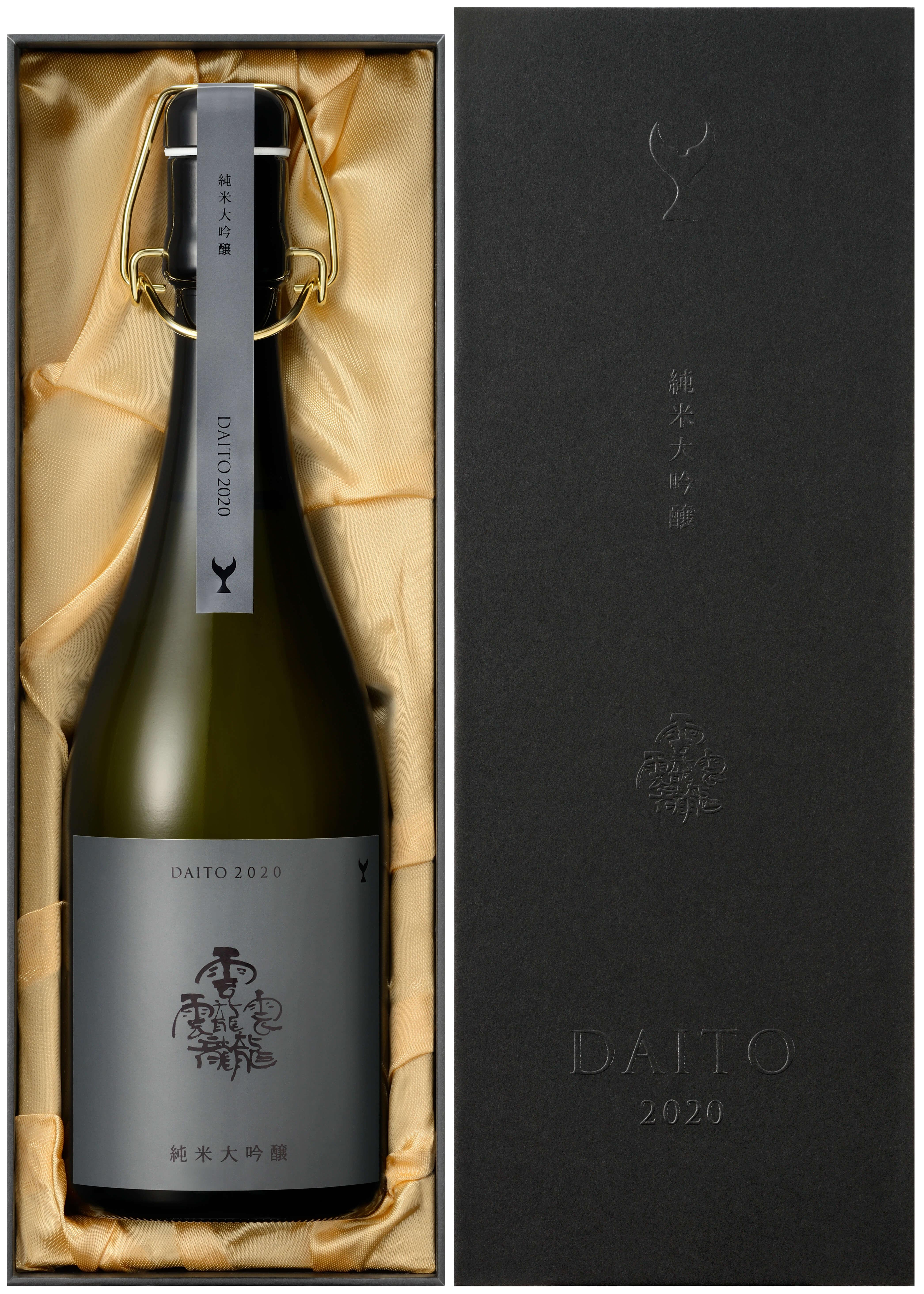 純米大吟醸 DAITO 2020