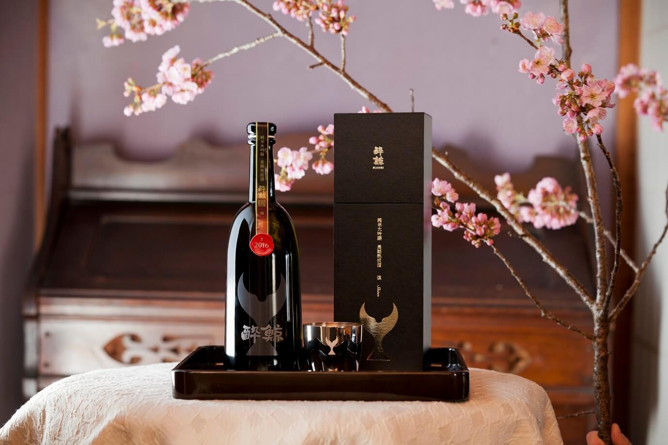 時が育む熟成純米大吟醸<br> 「SUIGEI JOURNAL 2020年3月号」より