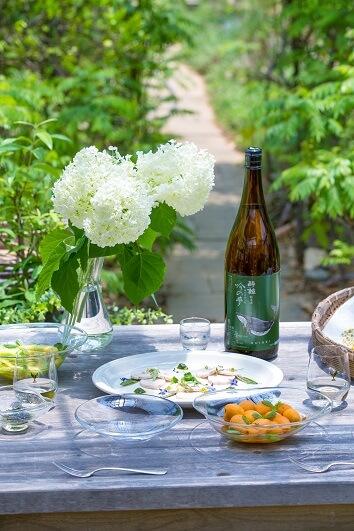 自然の恩恵受けた純米酒<br> 「SUIGEI JOURNAL 2020年6月号」より