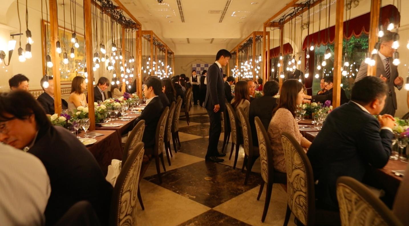 SUIGEI ESL PREMIUM DINNER PARTY ~Drunken Whale Banquet~2018